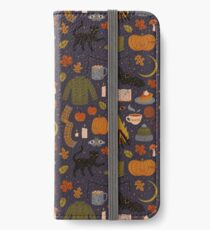 Autumn Nights iPhone Wallet/Case/Skin