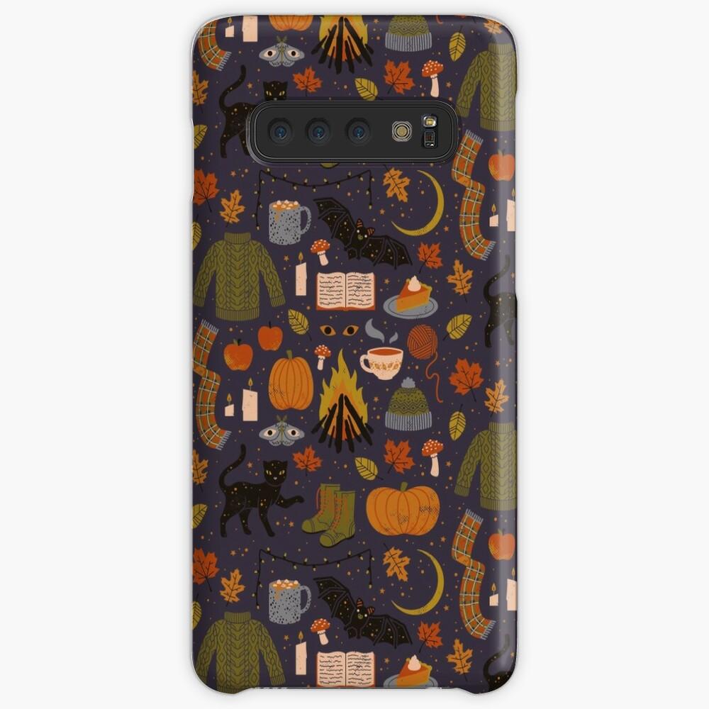 Autumn Nights Case & Skin for Samsung Galaxy