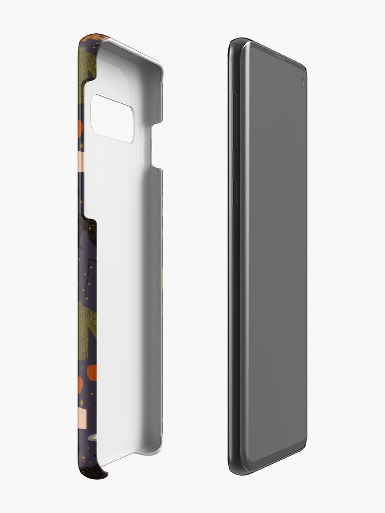 Alternate view of Autumn Nights Case & Skin for Samsung Galaxy