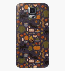 Herbstnächte Hülle & Skin für Samsung Galaxy