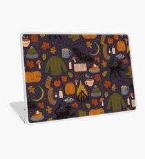 Autumn Nights Laptop Skin