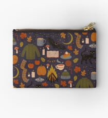 Autumn Nights Studio Pouch