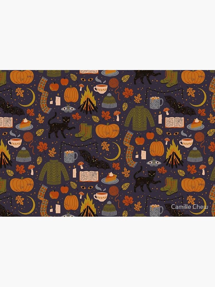 Noches de otoño de LordofMasks