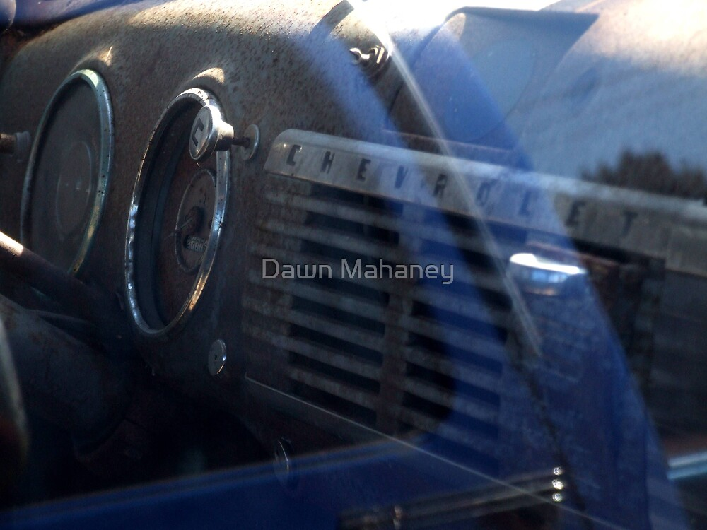 Reflections of Today by Dawn Mahaney