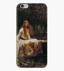 The Lady of Shalott by John William Waterhouse iPhone Case