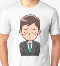 Business man apology. T-Shirt
