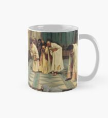The Favourites of the Emperor Honorius by John William Waterhouse Mug