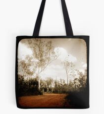 Outback Track Tote Bag