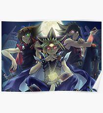 Yu-Gi-Oh! Heroes Poster