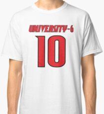 University-6 Player 10 Louisville NCAA Scandal Classic T-Shirt