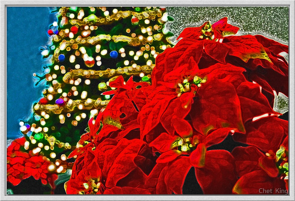 Christmasy by Chet  King