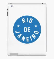 Rio De Janeiro - Brazil iPad Case/Skin