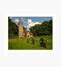 (Yet Another!)St.Mary's. Art Print