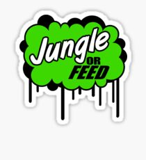 Jungle - LOL Sticker