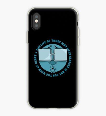 Bifocal Strong iPhone Case