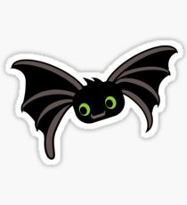 Laly Baby bat Sticker