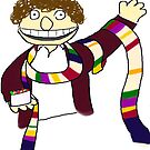 Fourth Doctor Muppet Style by Qooze