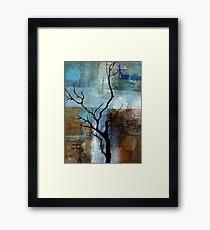 Nature tree Framed Print