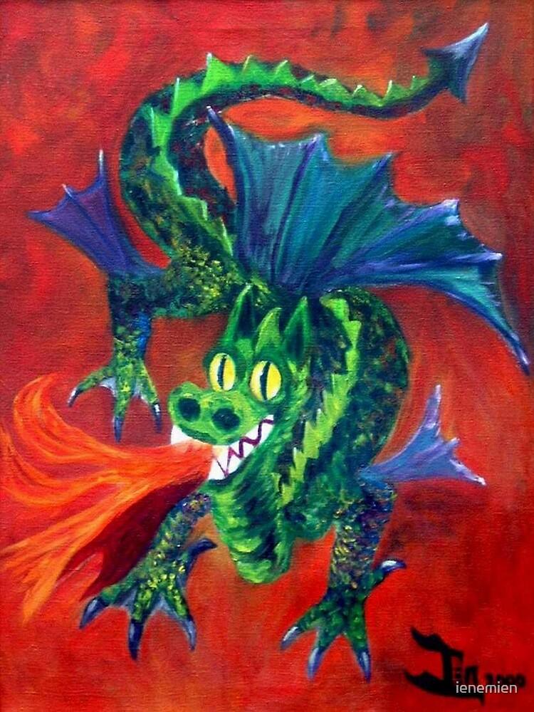 The Dragon by ienemien