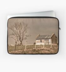 Rural Landscape Scene Laptop Sleeve