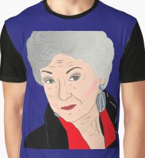 Bea Arthur Graphic T-Shirt