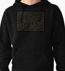 Get Lost - black Pullover Hoodie