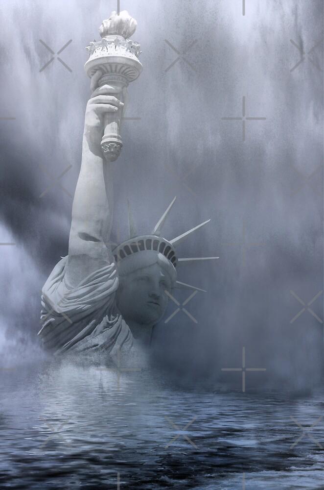 Death Of Freedom by Varinia   - Globalphotos