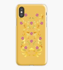Meadow Picnic iPhone Case