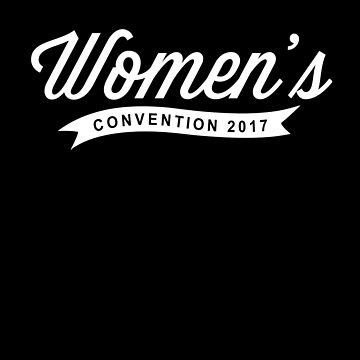 Women's Convention Movement 2017 - Sporty T-shirt by CMD-Studio