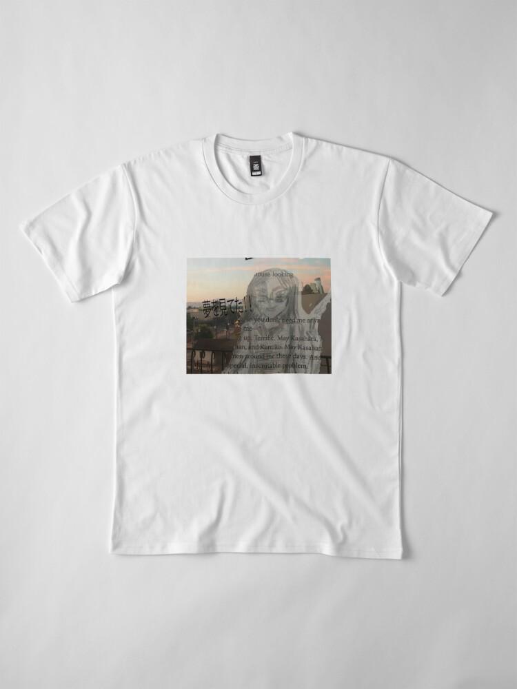 Alternative Ansicht von MAI KASAHARA Premium T-Shirt