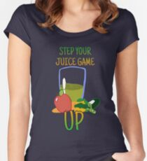 Juice Game Women's Fitted Scoop T-Shirt