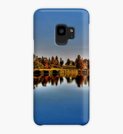Reflections in the Park Case/Skin for Samsung Galaxy