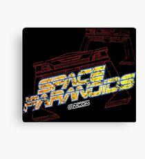 Space Paranoids Canvas Print