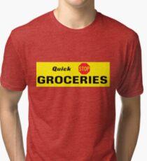 Quick Stop Lebensmittel Vintage T-Shirt