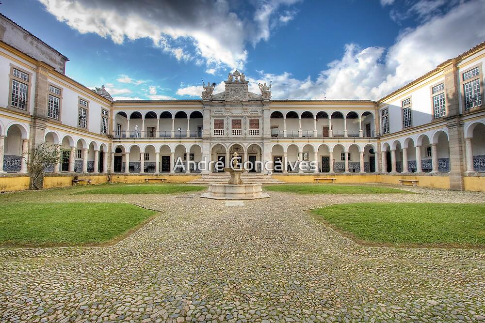 Espirito Santo University, Évora by André Gonçalves