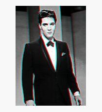 Elvis Photographic Print