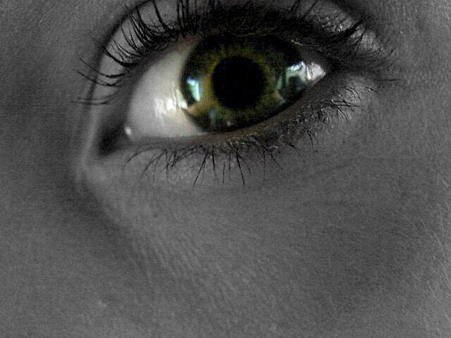 the eye... by Jessica Lauren Smith