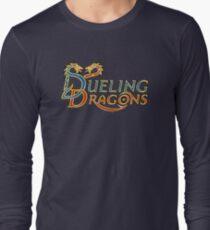 Dueling Dragons Logo Long Sleeve T-Shirt
