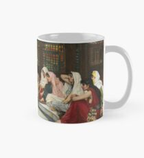Consulting the Oracle by John William Waterhouse Mug