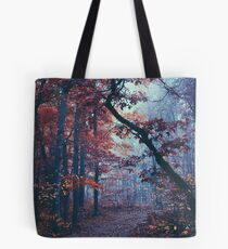 Haunted Autumn  Tote Bag