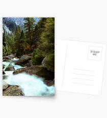 Downstream  Postcards