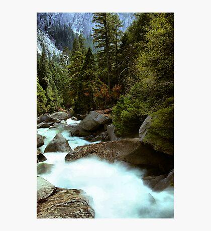 Downstream  Photographic Print