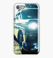 Cuba Old Car iPhone Case/Skin