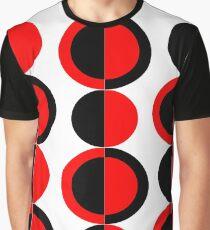 Mod Circles Graphic T-Shirt