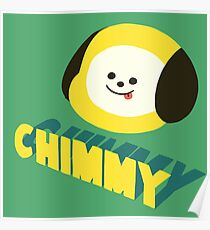 BT21 Chimmy Poster