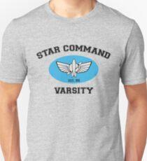 Toy Story Star Command Varsity Tee T-Shirt