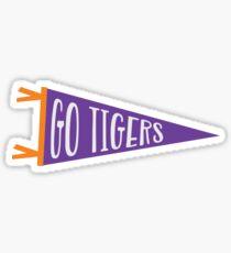 GO TIGERS | CLEMSON TIGERS Sticker