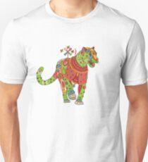 Jaguar, from the AlphaPod collection Unisex T-Shirt