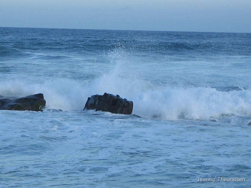 Seaside by Jeanny  Theunissen