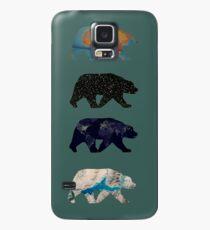 Klima Bären Hülle & Klebefolie für Samsung Galaxy